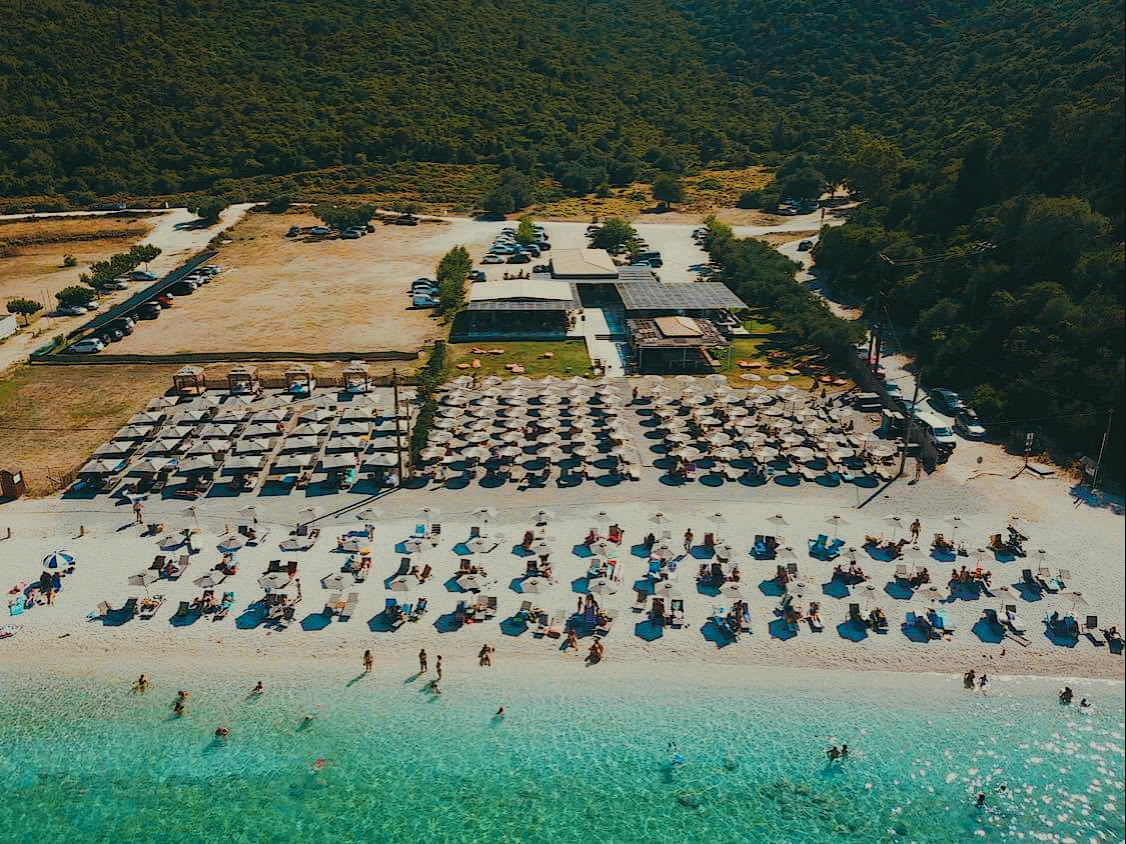 Meet Acron Antisamos Beach bar & Restaurant | Kefalonia, Greece